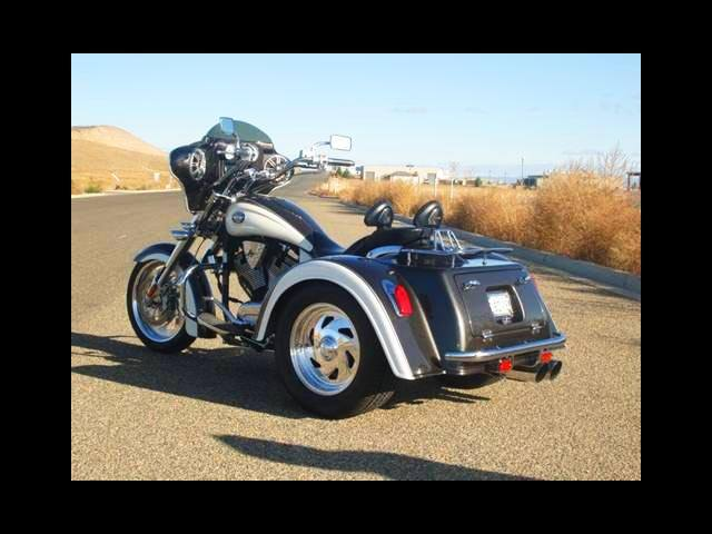 2016 Motor Trike Kingpin in Fairfield, Illinois