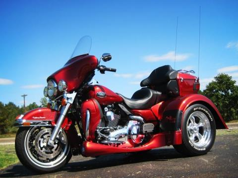 2016 Motor Trike Road King Trog in Fairfield, Illinois