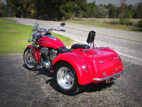 2016 Motor Trike VTX 1300 in Fairfield, Illinois