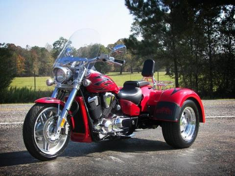 2016 Motor Trike VTX 1800 in Fairfield, Illinois