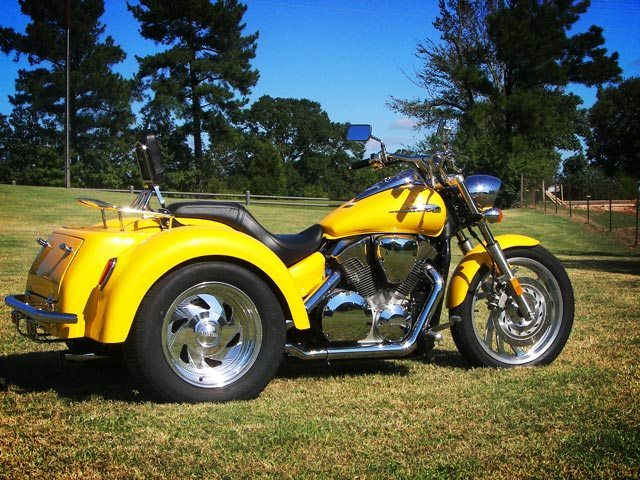 2017 Motor Trike VTX 1300 in Sumter, South Carolina