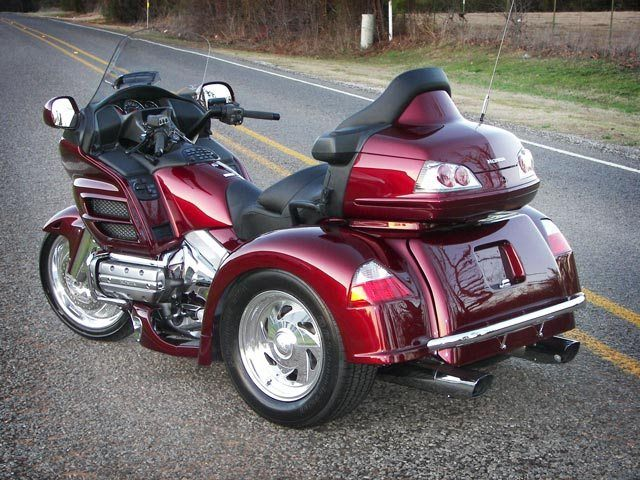 2017 Motor Trike Fastback 2+2 in Pasco, Washington