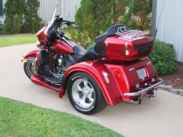 2017 Motor Trike Road King Trog in West Berlin, New Jersey