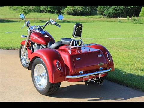 2017 Motor Trike Shadow Aero in West Berlin, New Jersey