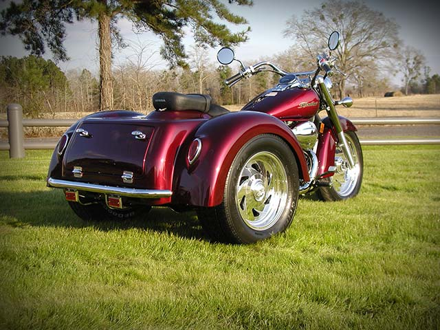 2017 Motor Trike Shadow Aero in Manitowoc, Wisconsin