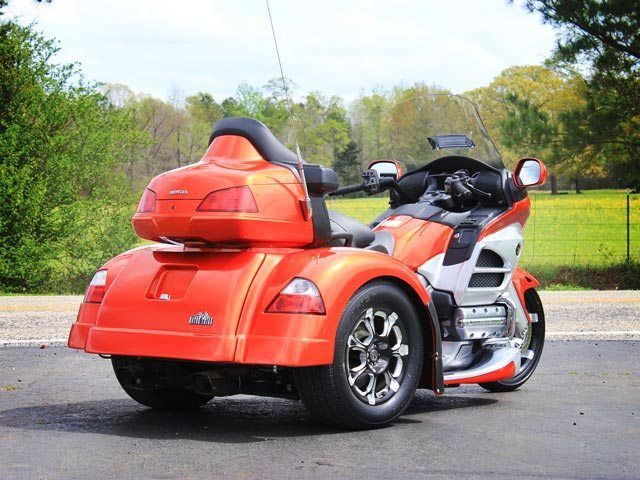 2018 Motor Trike Adventure for 2012 Model in Sumter, South Carolina