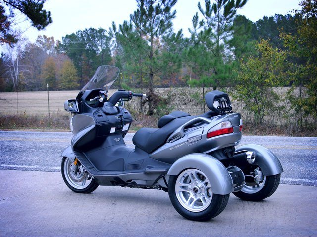 2018 Motor Trike Breeze in Sumter, South Carolina - Photo 8