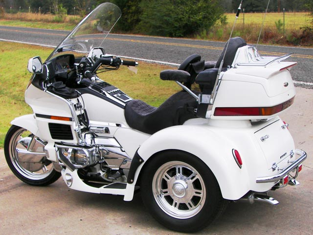 2018 Motor Trike Coupe in Sumter, South Carolina - Photo 4