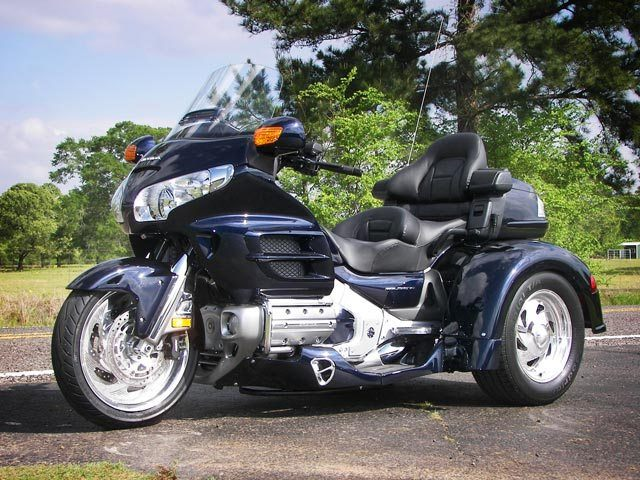 2018 Motor Trike Fastback in Sumter, South Carolina - Photo 1