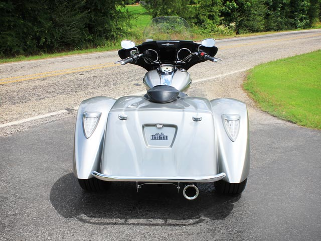 2018 Motor Trike Galaxy in Pasco, Washington - Photo 9