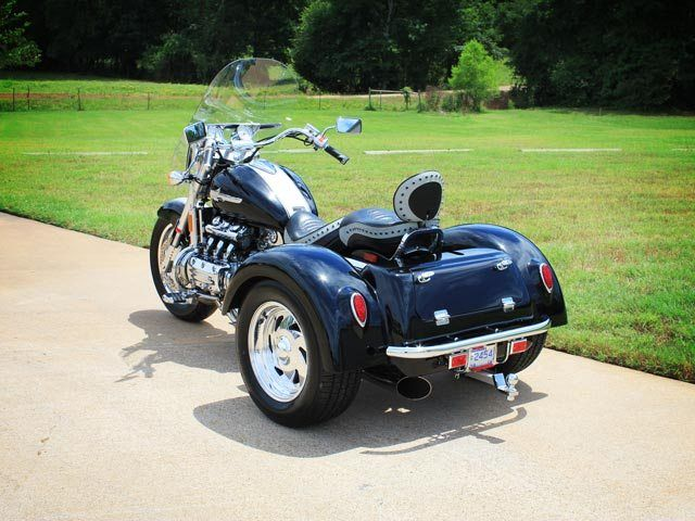 2018 Motor Trike Interstate in Fairfield, Illinois