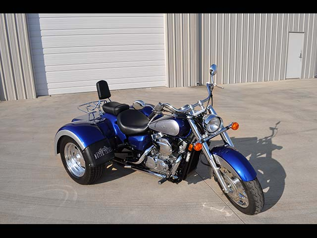 2018 Motor Trike Shadow Aero in Tyler, Texas