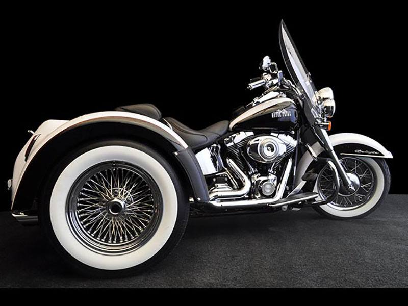 2018 Motor Trike Softail Roadster in Sumter, South Carolina - Photo 5