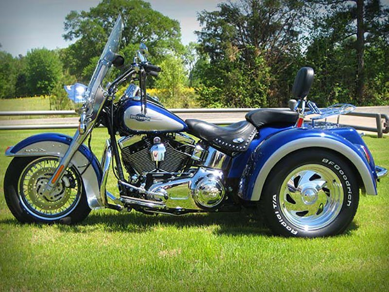 2018 Motor Trike Softail Roadster in Sumter, South Carolina - Photo 8