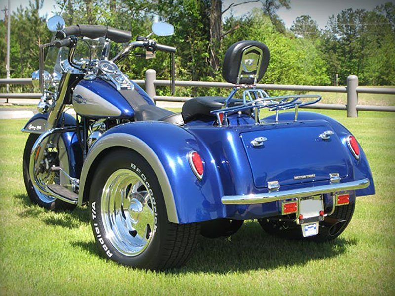 2018 Motor Trike Softail Roadster in Sumter, South Carolina - Photo 9