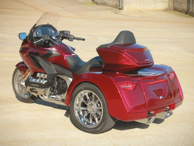 2018 Motor Trike Talon in Sumter, South Carolina - Photo 4