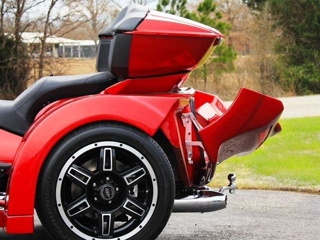 2018 Motor Trike Vortex in West Berlin, New Jersey
