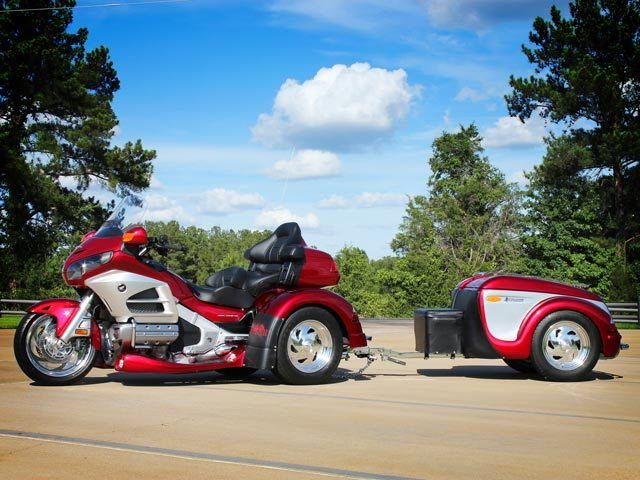 2019 Motor Trike Adventure for 2012 Model in Manitowoc, Wisconsin - Photo 5