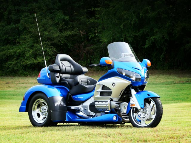 2019 Motor Trike Adventure for 2012 Model in Manitowoc, Wisconsin - Photo 4