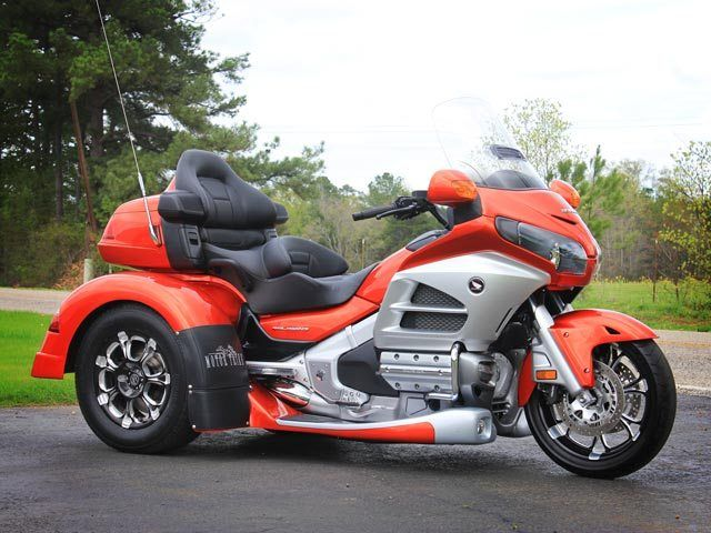 2019 Motor Trike Adventure for 2012 Model in Manitowoc, Wisconsin - Photo 8