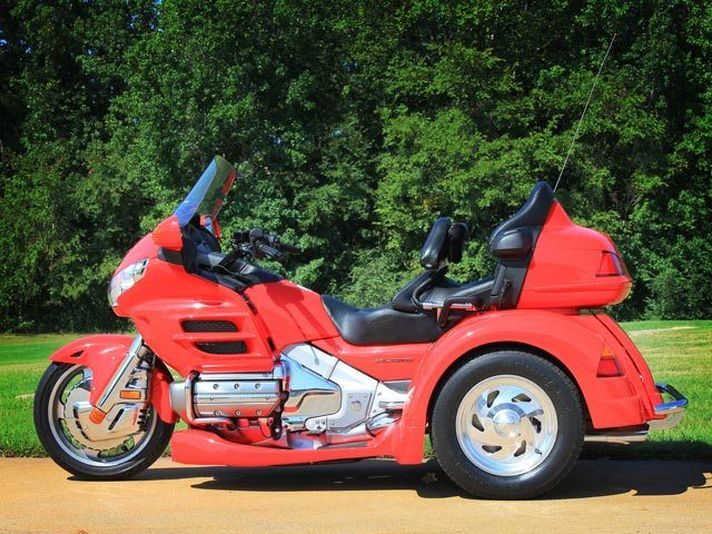 2019 Motor Trike Adventure for 2012 Model in Manitowoc, Wisconsin - Photo 9