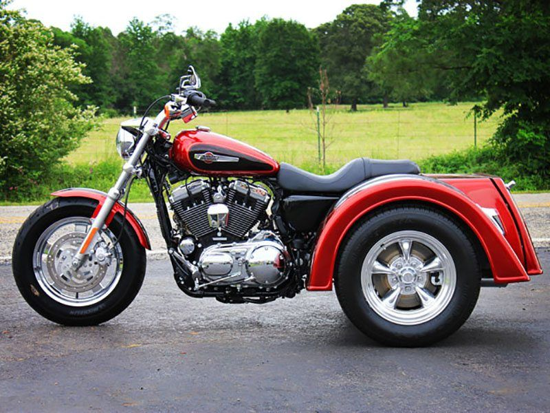 2019 Motor Trike GTX-Sportster in Manitowoc, Wisconsin - Photo 6