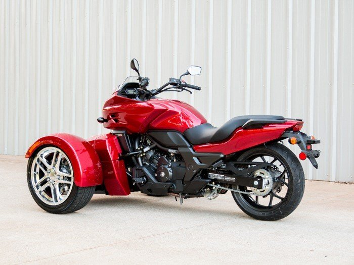 2019 Motor Trike Hornet RT in Tyler, Texas - Photo 4