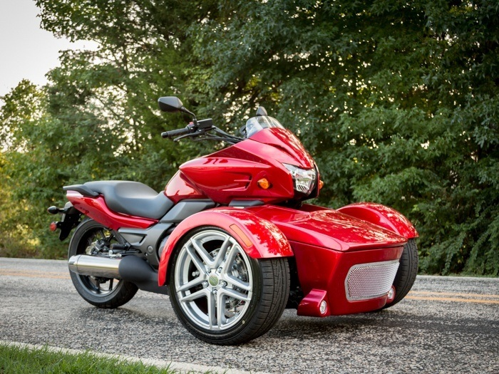 2019 Motor Trike Hornet RT in Tyler, Texas - Photo 7