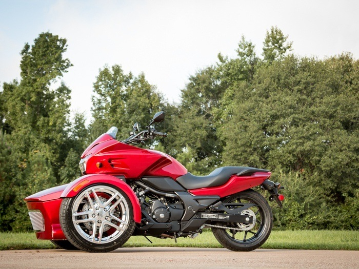 2019 Motor Trike Hornet RT in Tyler, Texas - Photo 11