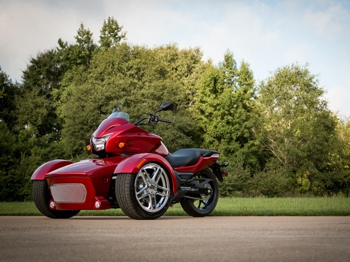 2019 Motor Trike Hornet RT in Tyler, Texas - Photo 12
