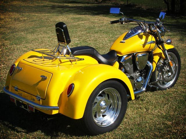 2019 Motor Trike VTX 1800 in Sarasota, Florida - Photo 3
