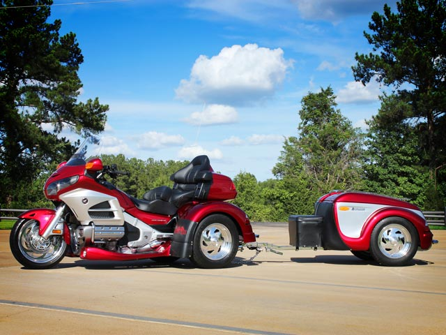 2020 Motor Trike Adventure for 2012 Model in Winchester, Tennessee - Photo 6
