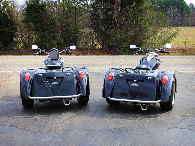 2020 Motor Trike Avenger in Tyler, Texas - Photo 8