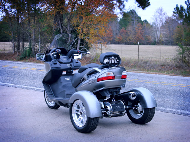 2020 Motor Trike Breeze in Sumter, South Carolina - Photo 9