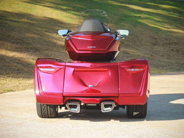 2020 Motor Trike Condor in Tyler, Texas - Photo 9