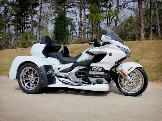 2020 Motor Trike Condor in Tyler, Texas - Photo 3