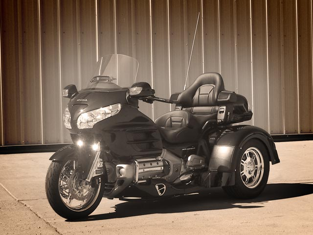 2020 Motor Trike Fastback 2+2 in Tyler, Texas - Photo 9