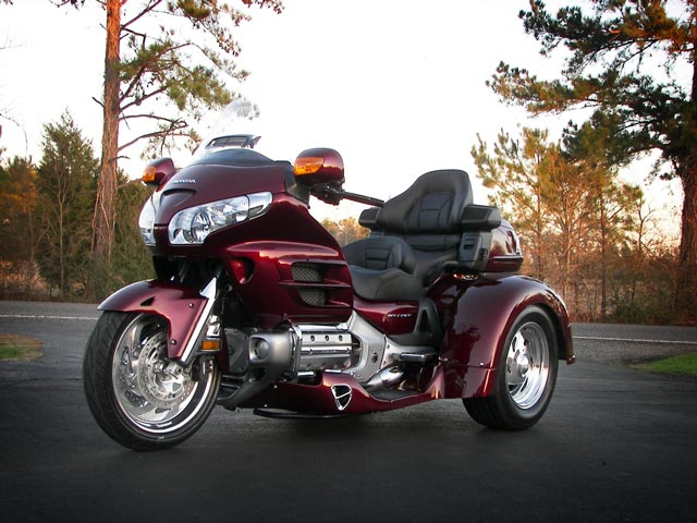 2020 Motor Trike Fastback 2+2 in Tyler, Texas - Photo 2