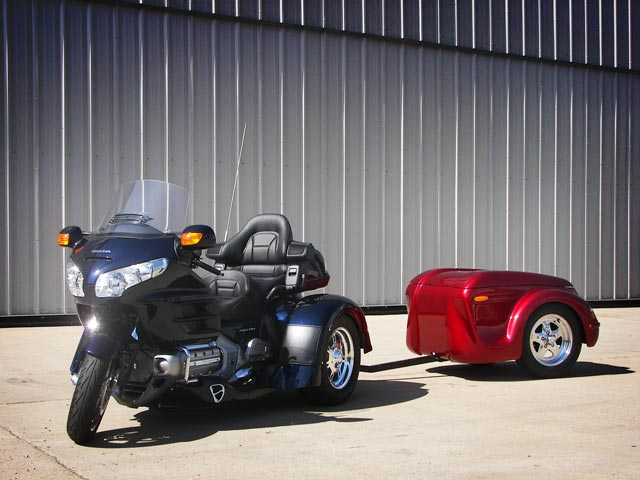 2020 Motor Trike Fastback 2+2 in Sumter, South Carolina - Photo 5