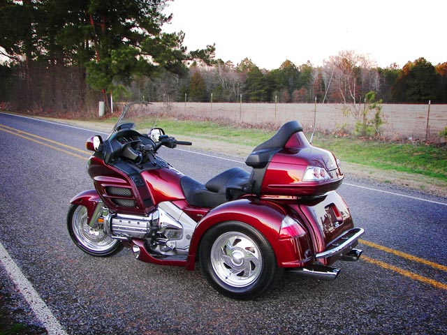 2020 Motor Trike Fastback 2+2 in Sumter, South Carolina - Photo 6