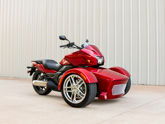 2020 Motor Trike Hornet RT in Pasco, Washington - Photo 8