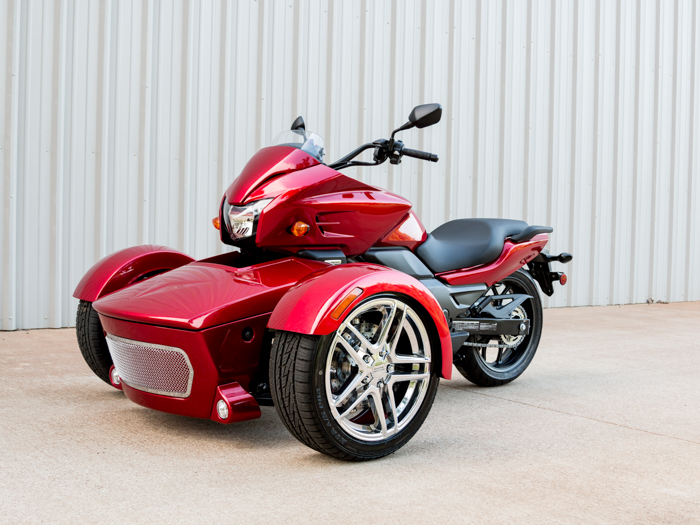 2020 Motor Trike Hornet RT in Pasco, Washington - Photo 6