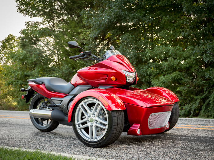 2020 Motor Trike Hornet RT in Pasco, Washington - Photo 3