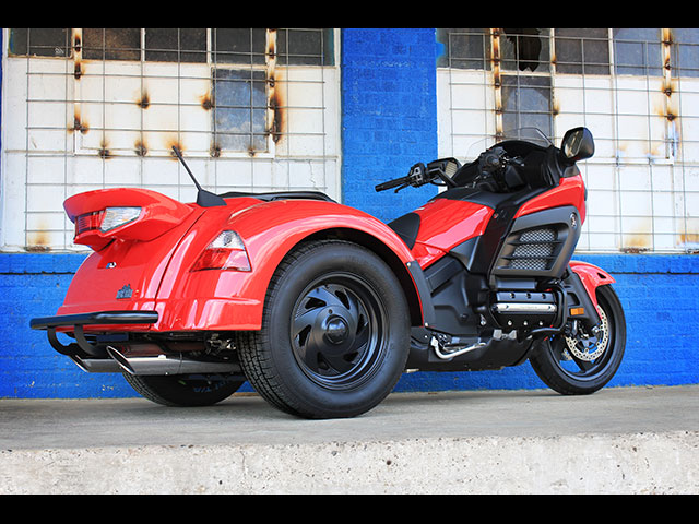 2020 Motor Trike Raptor in Sumter, South Carolina - Photo 3