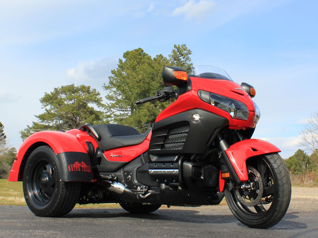 2020 Motor Trike Raptor in Sumter, South Carolina - Photo 10