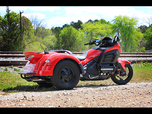 2020 Motor Trike Raptor in Tyler, Texas - Photo 5