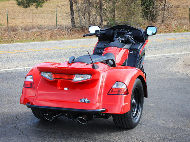 2020 Motor Trike Raptor in Tyler, Texas - Photo 8