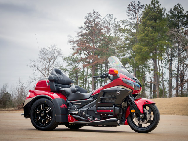 2020 Motor Trike Razor in Pasco, Washington - Photo 9