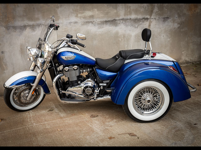 2020 Motor Trike Thunderbird LT in Winchester, Tennessee - Photo 6