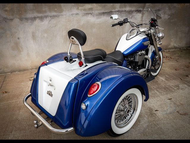 2020 Motor Trike Thunderbird LT in Winchester, Tennessee - Photo 8